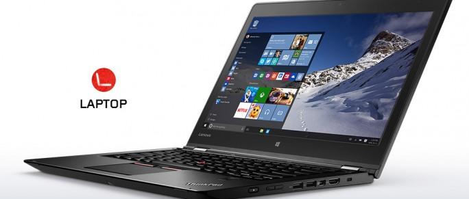 Lenovo ThinkPad Yoga 460 jest komputerem wielofunkcyjnym